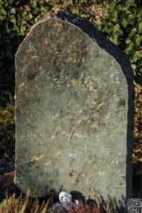 Einzelgrab_Opal - Grabmal - Einzel und Urnengräber - Natursteine Schreiner - Allensbach